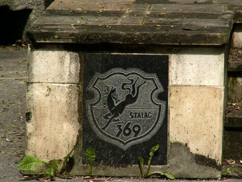 800px stalag 369 kobierzyn poland logo