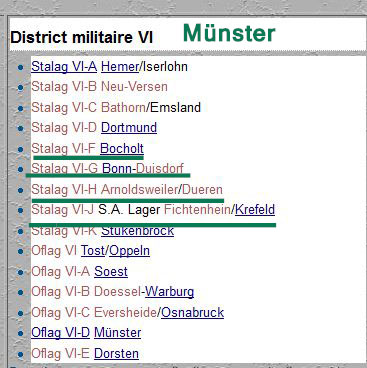 District militaire vi 1
