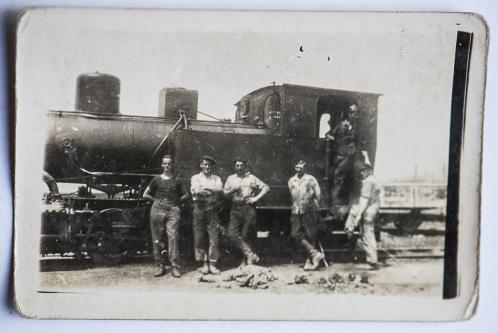 Locomotive 43